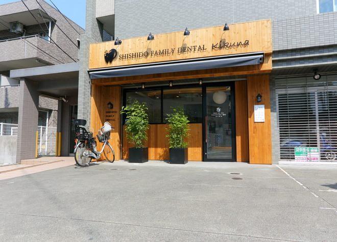 菊名駅 西口徒歩 1分 ししどファミリー歯科 菊名駅前の写真7