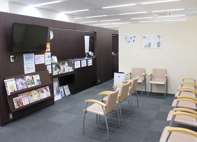 名古屋駅(名古屋市営) 出口徒歩 3分 ミッドランドスワン歯科・矯正歯科の院内写真7