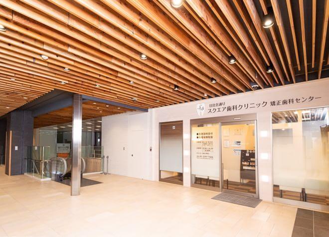 新橋駅 出口徒歩7分 日比谷通りスクエア歯科クリニック写真5