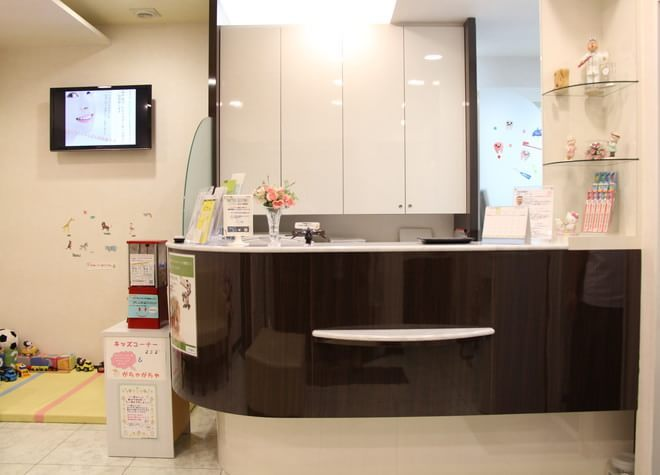 粉浜駅 出口徒歩 5分 上村歯科の院内写真3
