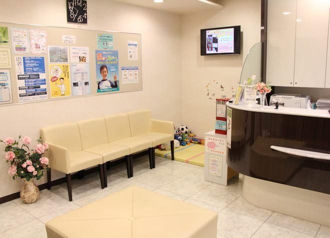 粉浜駅 出口徒歩 5分 上村歯科の院内写真4