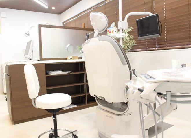 六甲道駅 出口徒歩 5分 仲井歯科クリニックの治療台写真7