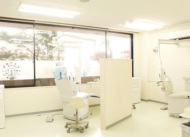 はらだ歯科市役所前診療室の画像