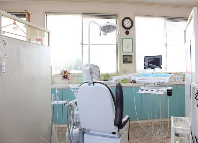 筑前植木駅 出入口徒歩10分 園田歯科医院の院内写真2