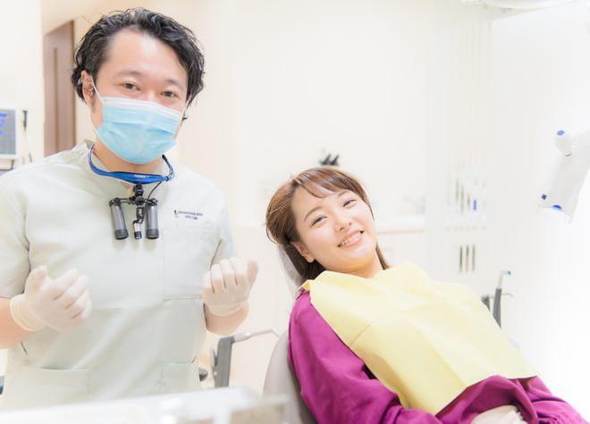 代官町なぎさ通り歯科の画像