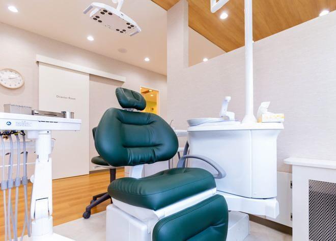 古河駅 出口車 17分 まつのき歯科クリニックの治療台写真3