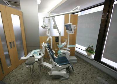 大和西大寺駅北口 徒歩2分 有山よしのぶ歯科医院の院内写真5