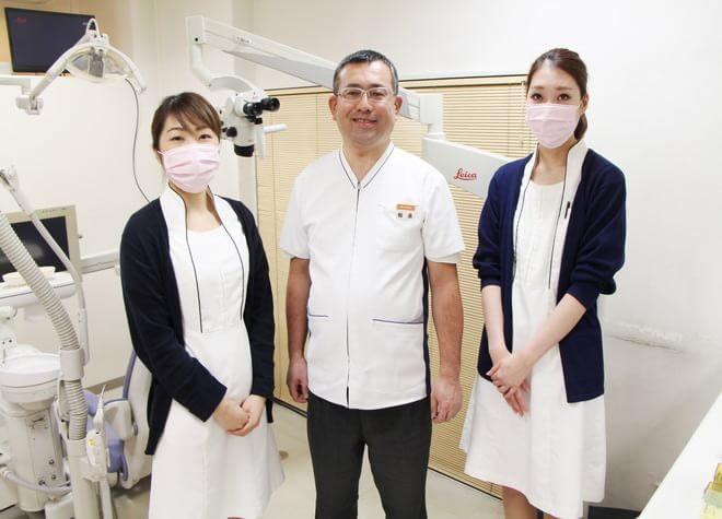 【品川駅 高輪口徒歩14分】 まつなが歯科医院写真1