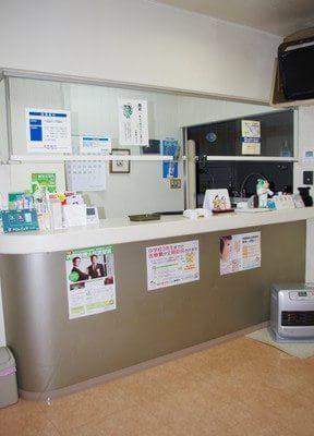 天道駅 出口徒歩 5分 浅原歯科の院内写真3