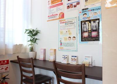 新須屋駅 出口徒歩 14分 ともみっこ歯科の院内写真2