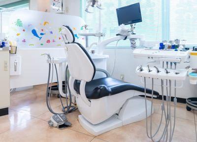 藤沢駅 徒歩15分 加藤歯科クリニックの治療台写真2