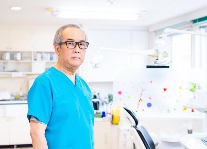 加藤歯科クリニックの院長先生