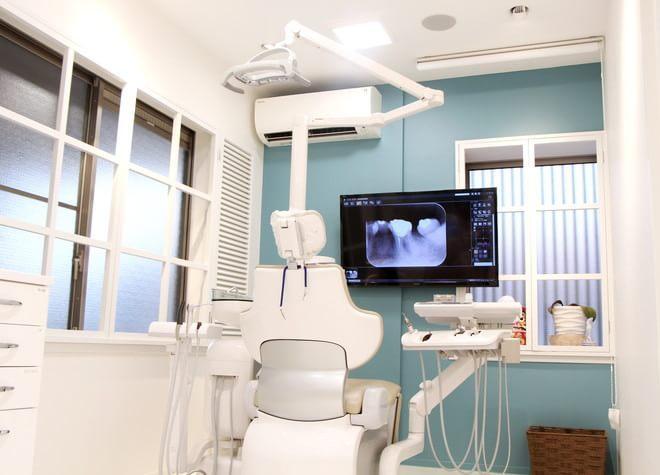 西大島駅 出口徒歩 13分 小名木川歯科の治療台写真7