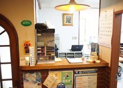 河辺駅 北口徒歩 3分 山下歯科医院の院内写真2