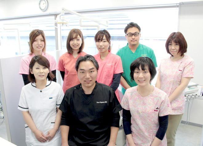 医療法人社団重久会ポートスクエア歯科クリニックの画像