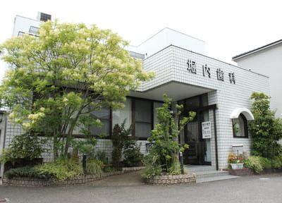 近鉄新庄駅 出入口徒歩3分 堀内歯科写真3