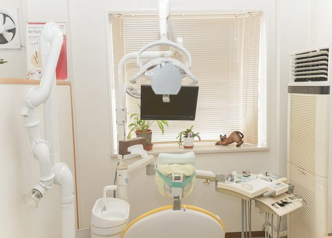 高崎駅 出口バス20分 川上歯科クリニックの治療台写真5