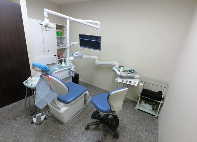 戸塚駅 東口徒歩 3分 横山歯科医院の治療台写真6