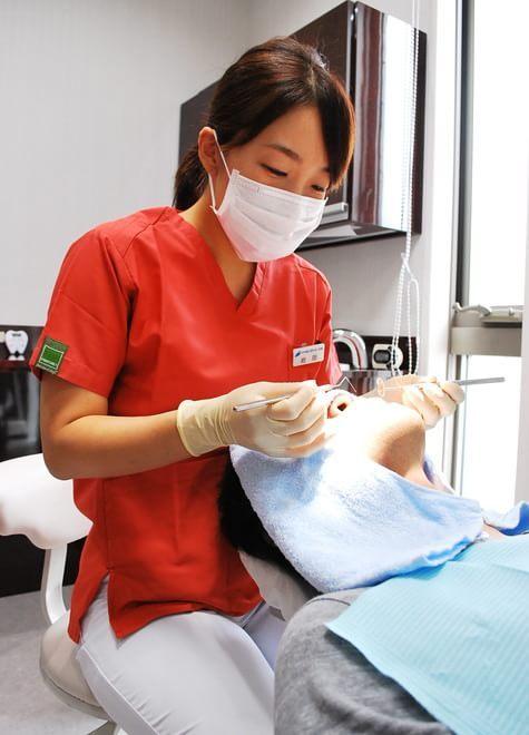 小山駅 東口車 10分 小山歯科クリニックのスタッフ写真2