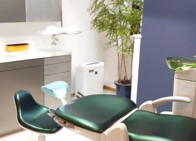 盛岡駅 南出口徒歩 7分 内田歯科クリニックの治療台写真6