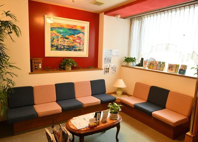 盛岡駅 南出口徒歩7分 内田歯科クリニックの院内写真3