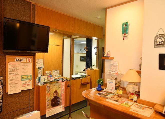 盛岡駅 南出口徒歩7分 内田歯科クリニックの院内写真2