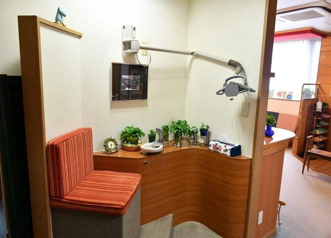 盛岡駅 南出口徒歩7分 内田歯科クリニックの院内写真4