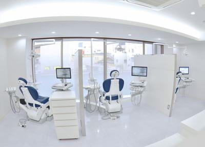 名古屋駅 徒歩5分 めいよん歯科の院内写真7