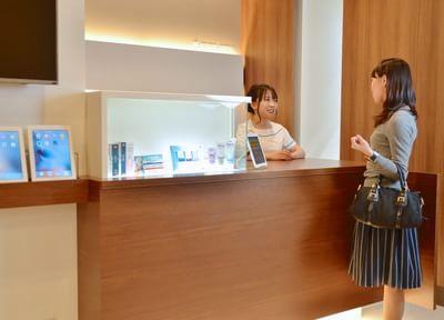 名古屋駅 徒歩5分 めいよん歯科の院内写真5