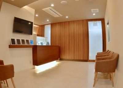 名古屋駅 徒歩5分 めいよん歯科の院内写真6