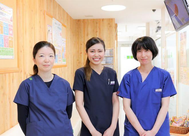 勝川駅 バス5分 たんぽぽ歯科のスタッフ写真2