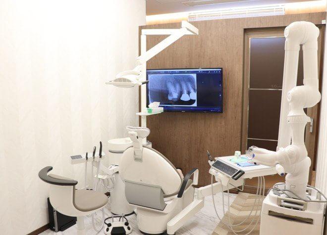 完全個室の診療室!悩みを相談しやすい環境