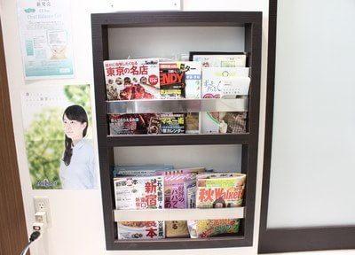 西新宿駅 2番出口徒歩3分 新宿オークタワー歯科クリニックのその他写真5