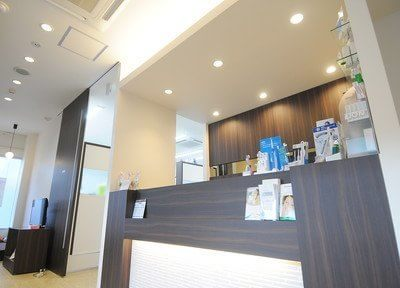 阿波座駅 5番出口徒歩1分 あわざ歯科クリニックの院内写真2