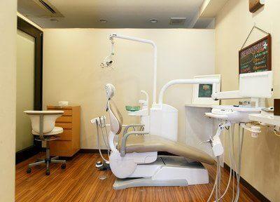 天王寺駅 徒歩15分 文の里歯科クリニックの院内写真4