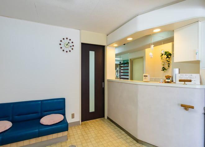 戸塚駅 東口徒歩6分 かる歯科医院の院内写真2