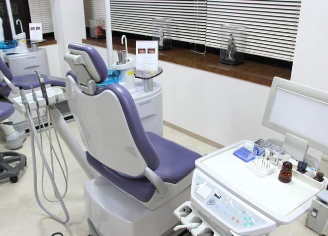 平和島駅 出口2徒歩3分 岩田歯科医院の院内写真3