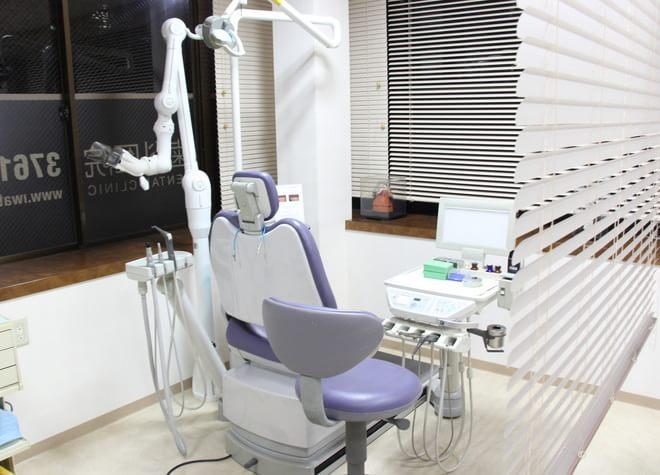 平和島駅 出口2徒歩3分 岩田歯科医院の院内写真4