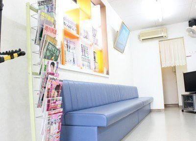 草薙駅 車5分 瀬名川歯科の院内写真2