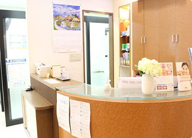 川越駅 西口徒歩 1分 まつむら歯科クリニックの院内写真3