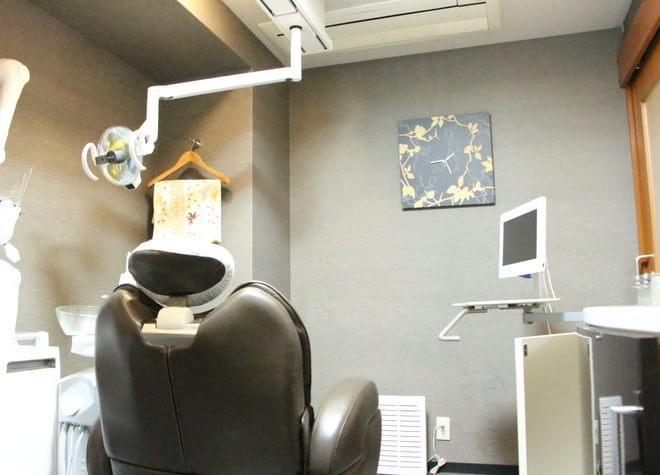 常盤駅(京都府) 出口徒歩 5分 あきた歯科クリニックの診療室の風景写真6