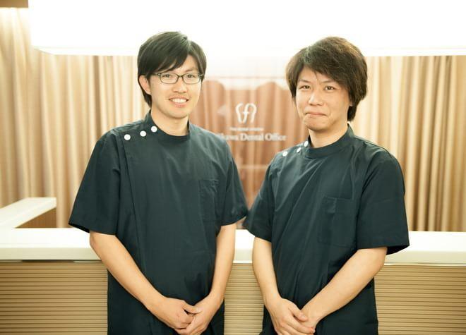 摂津富田駅 南口徒歩 2分 藤川歯科のスタッフ写真2