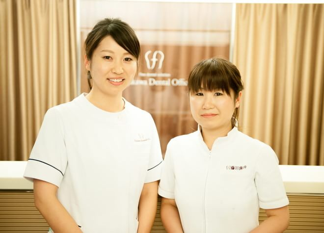 摂津富田駅 南口徒歩 2分 藤川歯科のスタッフ写真3