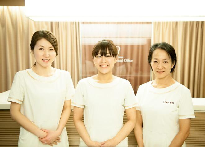 摂津富田駅 南口徒歩 2分 藤川歯科のスタッフ写真4