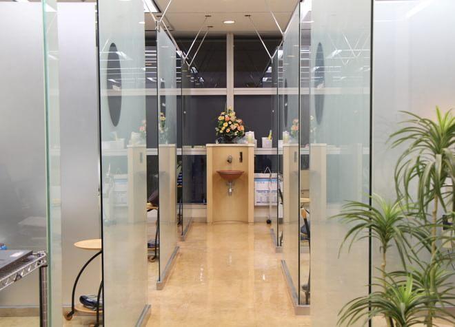 蒲田駅 東口徒歩3分 アロマスクエア歯科クリニックの院内写真6