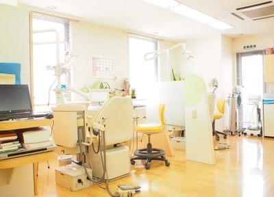 仲町台駅 出口徒歩 1分 ささき歯科クリニックの院内写真2