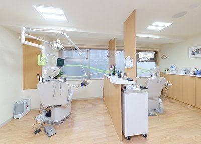 国立駅 南口徒歩 2分 大富歯科医院の院内写真4