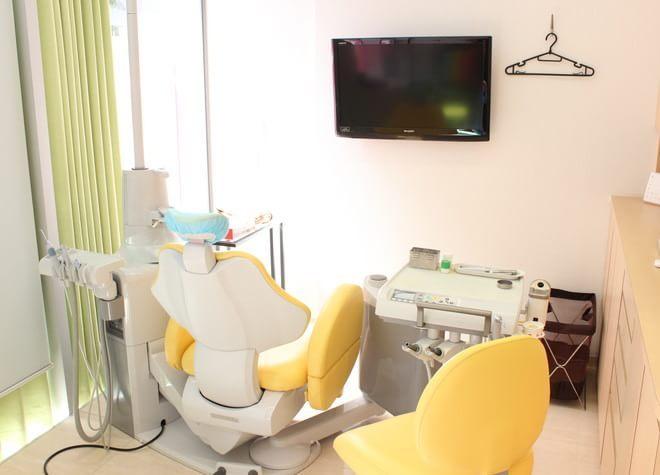 蕨駅 西口徒歩 1分 蕨・さくら歯科の治療台写真2