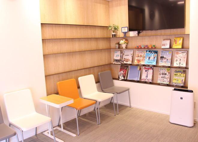 京成幕張駅 出口徒歩 5分 サニー歯科クリニックの院内写真2