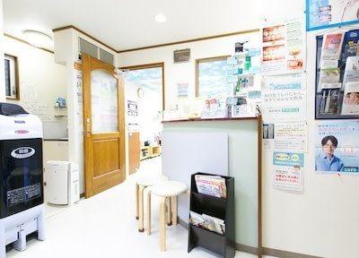 北野田駅 出口車8分 髙安歯科医院の院内写真1